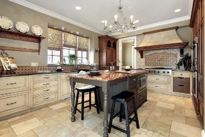 Stone and Ceramic Flooring